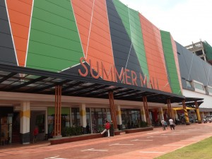 Wendy Kwek Summer Mall Kuching 1