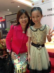 Wendy Kwek Summer Mall Kuching Crystal Lee