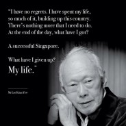 A Tribute To Mr Lee Kuan Yew